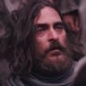 Joaquin Phoenix en el papel de Jesús de Nazaret