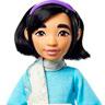 Cathy Ang en el papel de Fei Fei