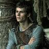 Dylan O'Brien en el papel de Thomas