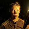 Will Poulter en el papel de Gally