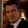 Liam Neeson en el papel de T