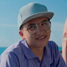 Anthony González en el papel de Geco
