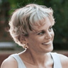 Denise Gough en el papel de Chloe