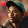 Kelvin Harrison Jr. en el papel de Steve Harmon
