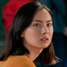 Lauren Tsai en el papel de Claudia