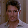 Richard Gere en el papel de Edward Lewis