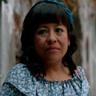 Mónica Del Carmen en el papel de Marta