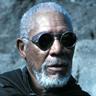 Morgan Freeman en el papel de Malcolm Beech