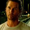 Matthew McConaughey en el papel de Baker Dill