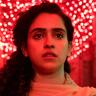 Sanya Malhotra en el papel de Sandhya