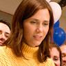 Kristen Wiig en el papel de Audrey Safranek