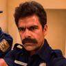 Adrián Vázquez en el papel de Adrián Vázquez