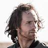 Adam Hurtig en el papel de Pearce Bacca