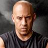 Vin Diesel en el papel de Dominic