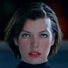 Milla Jovovich en el papel de Alice