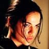 Michelle Rodriguez en el papel de Rain