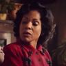 Audra McDonald en el papel de Barbara Siggers Franklin