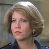 Nancy Allen en el papel de Oficial Anne Lewis