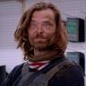 Christopher Backus en el papel de Eagan Raize