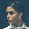 Melissa Barrera en el papel de Luisa