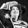 Sherilyn Fenn en el papel de Madame Alla Nazimova