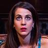 Mariana Cabrera en el papel de Ema