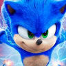 Ben Schwartz en el papel de Sonic the Hedgehog