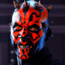 Ray Park en el papel de Darth Maul