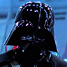 James Earl Jones en el papel de Darth Vader