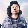 Taraji P. Henson en el papel de Katherine G. Johnson