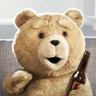 Seth MacFarlane en el papel de Ted
