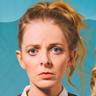 Alice Foulcher en el papel de Polly Cuthbert
