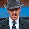 Benedict Cumberbatch en el papel de Greville Wynne