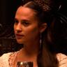 Alicia Vikander en el papel de La Dama / Essel