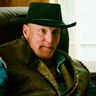 Woody Harrelson en el papel de Tallahassee