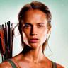 Alicia Vikander en el papel de Lara Croft