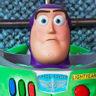 Tim Allen en el papel de Buzz Lightyear