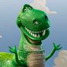 Wallace Shawn en el papel de Rex
