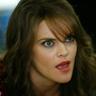 Missi Pyle en el papel de Sally Marnes