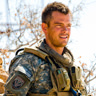 Josh Duhamel en el papel de Major Lennox