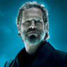 Jeff Bridges en el papel de Kevin Flynn