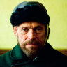 Willem Dafoe en el papel de Vincent van Gogh