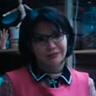 Peggy Lu en el papel de Sra. Chen