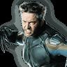 Hugh Jackman en el papel de Logan / Wolverine