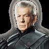 Ian McKellen en el papel de Magneto