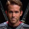 Ryan Reynolds en el papel de Wade Wilson