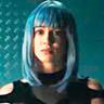 Matilda Lutz en el papel de Jane