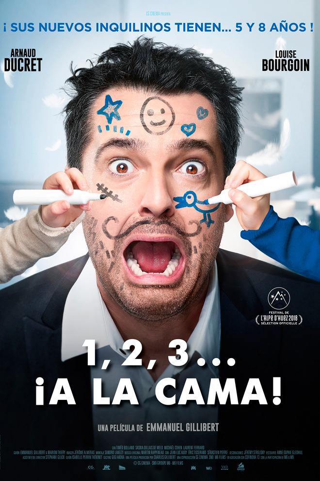 Poster de la Película: Les Dents, Pipi et au Lit