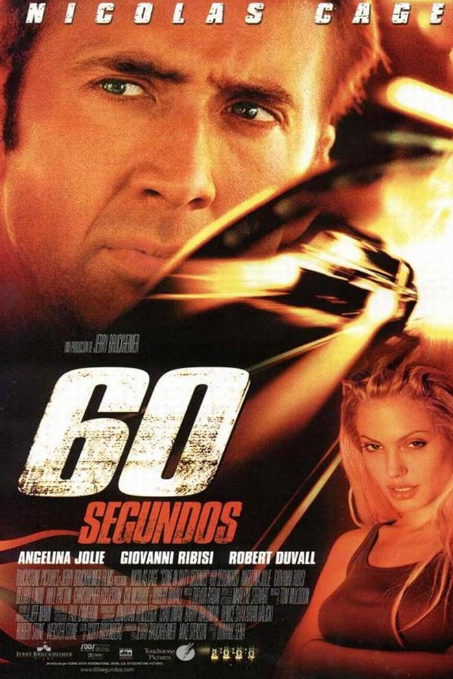Poster De La Pel 237 Cula 60 Segundos