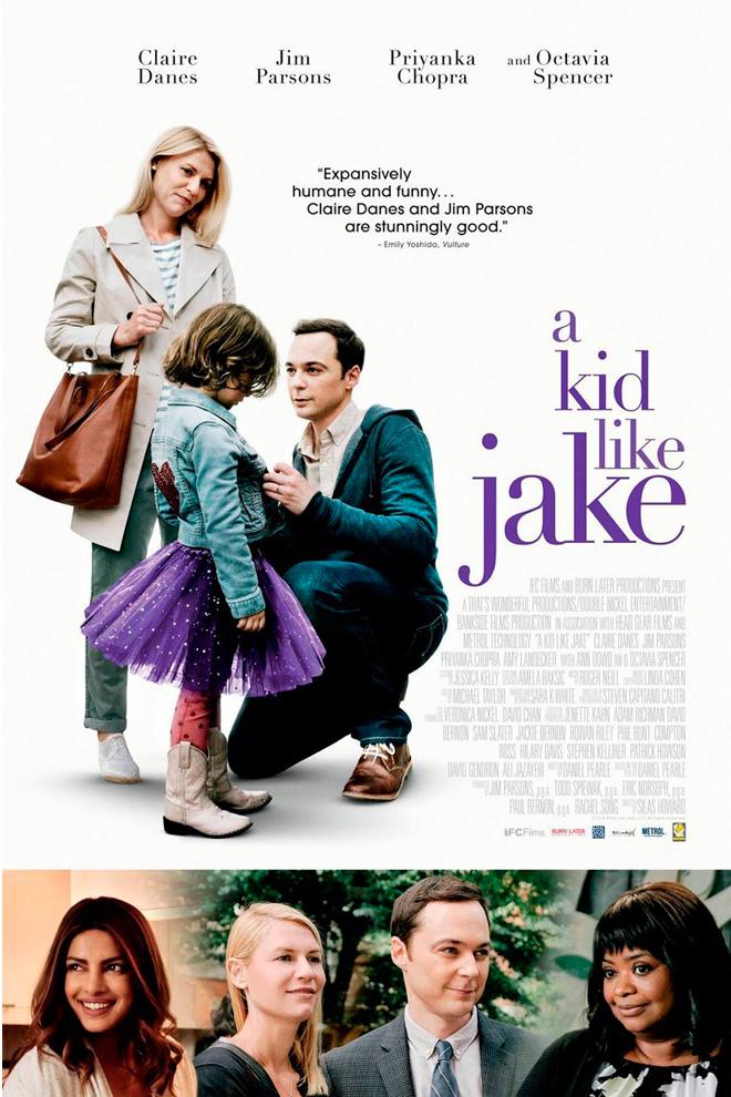 Poster de la Película: A Kid Like Jake
